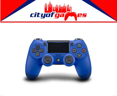 Genuine PS4 DualShock 4 Blue Wireless Controller V2 Brand New In Stock