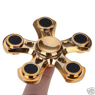 New Fidget Spinner Hand Finger Focus EDC Bearing Stress Toy Gift For ADHD Autism