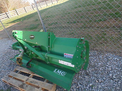 Lmc 6' Rotary Tiller Used Once!