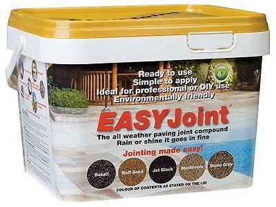 Jointing Compound - 50 Kg Patio Paving Grout it easy, EASY Joint Buff