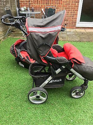 Push Chair , 3 in 1 travel system