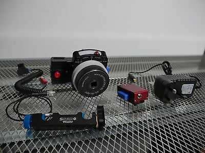 Wireless Folow Focus Optitek OptiTron2 Red Scarlet Weapon Epic W Raven Canon EF