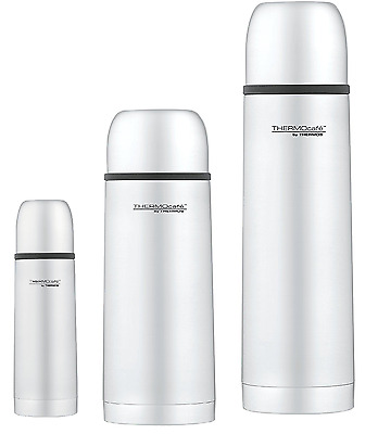 Thermos Vacuum Thermocafe Stainless Steel Flask