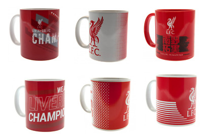 Liverpool FC Jumbo Mug Travel Mug Latte Tea Tub Cappucc Christmas Birthday Gift