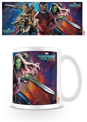 Guardians Of The Galaxy Vol.2 Action Coffee Mug Tea Cup Official Ceramic Film