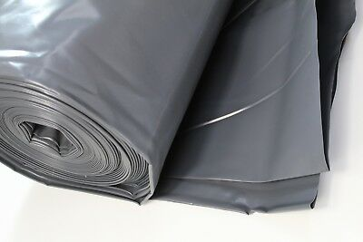 Damp Proof Membrane 4mx6m  DPM Film 300mu Concrete Floor Polythene Sheet PVC