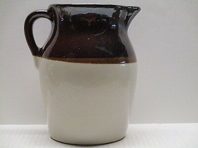 RRP Co Stoneware Pitcher Roseville OH Pre-Owned MARK