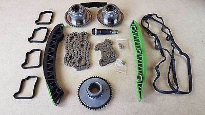 Mercedes M271 Turbocharged Timing Chain Kit Cams Camshaft Gears C250 W204 SLK250