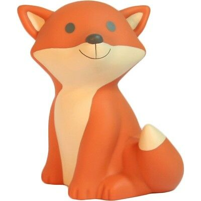 Veilleuse Lampe Enfant Cesar Le Renard / Design Atelier Pierre / Orange