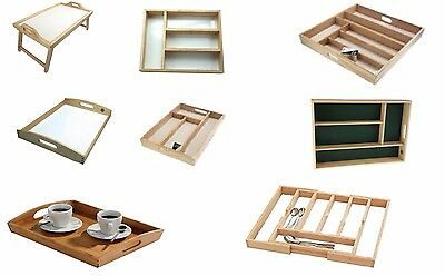 Wood Trays & Drawers Trays