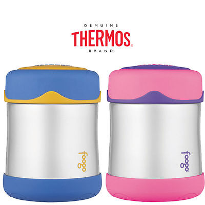 Thermos Foogo Stainless Steel Vacuum Insulated Food Flask  290ml