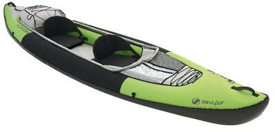 Sevylor Kayak Yukon KCC380 Inflatable boat 2 Persons Rubber dinghy Family Luftka