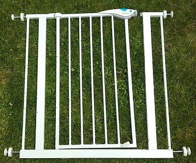 Lindam pressure fit baby safety gate LD67