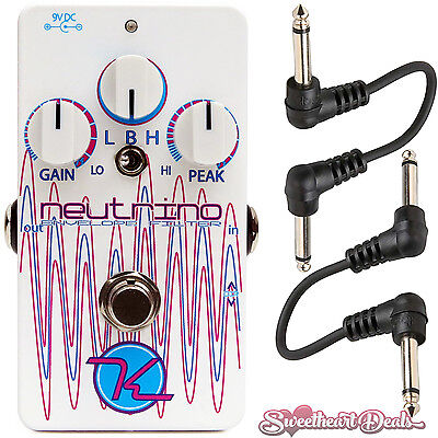 Keeley Neutrino Envelope Filter and Auto Wah Guitar Effect Pedal