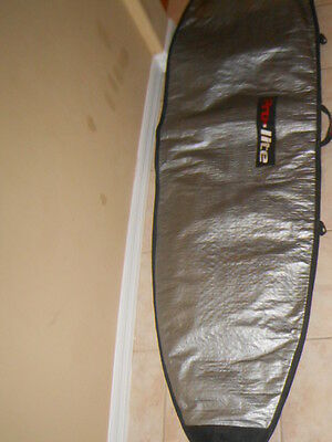 PRO-LITE 7-Foot Surfboard Cover / Surf Board Zippered Travel Bag
