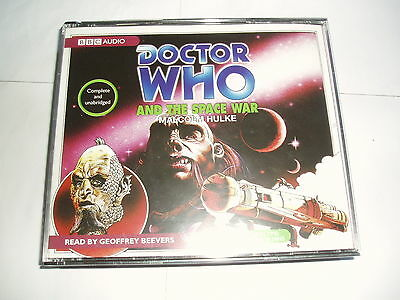 Bbc Tv Doctor Who And The Space War 4  Cd  Audio Book