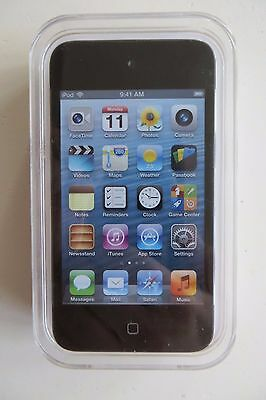 Apple iPod 16GB Touch 4 Black ME178NF/A MODEL A1367