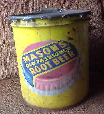 Mason's Old Fashioned Root Beer