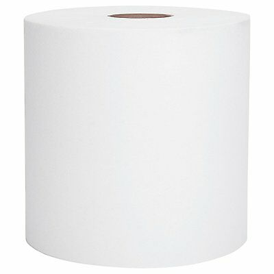 Scott Hard Roll Paper Towels 02068, White, 400 / Roll, 12 Rolls / Case, 4,800 /