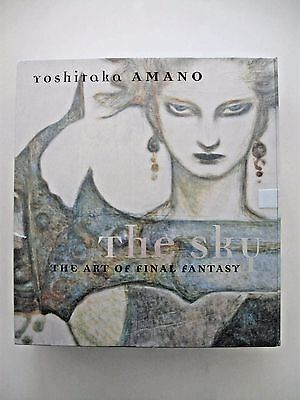 The Sky: The Art of Final Fantasy Slipcased Edition 55% off and FREE shipping!