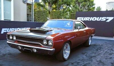GMP 1:18 1970 Plymouth Road Runner from Fast and Furious 7