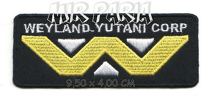 786288 ALIEN WEYLAND-YUTANI CORP Embroidered Patch Toppa Ricamata