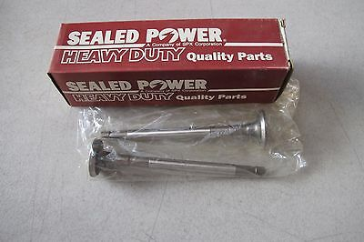 Continental F227 F245 Exhaust valves NEW set//6 GENERIC PICTURE