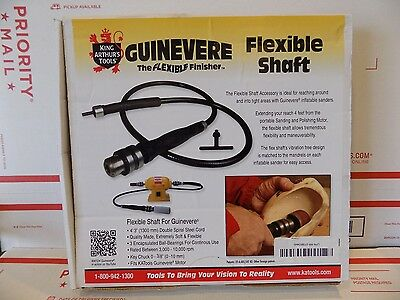 Guinevere Sanding System  Flexible Shaft High-Quality Vibration Free  #11310
