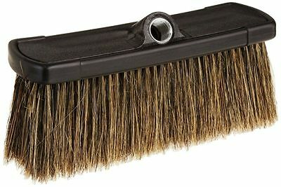 "Carlisle 3637200 Flo-Thru Brush, 3-3-4""-Long Boars Hair Bristles"