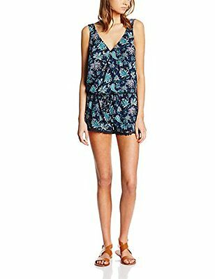 O' Neill – LW Acapulco Playsuit, Donna, LW Acapulco Playsuit, Blue Aop W/