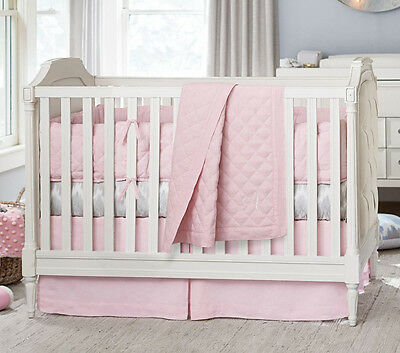 Brand New Still In Box - Pottery Barn Blythe Ivory White Cot RRP $1499.00