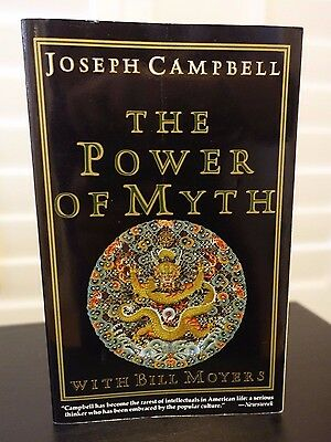 The Power of Myth by Bill Moyers and Joseph Campbell (1991, Paperback)