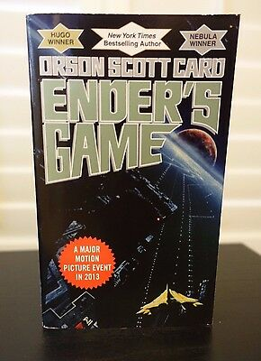 The Ender Quintet Ender's Game Book 1 by Orson Scott Card Paperback