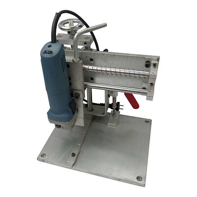 """5.9"""" Electric Bending Slot Cutting Machine Metal Channel Letters Electric Cutter"""