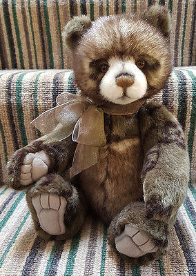 Smidgen special edition plush jointed teddy by Charlie Bears - CB161636