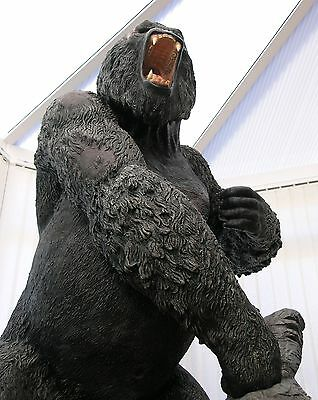 KING KONG (2005 movie) stunning & huge official statue figure, Muckle/Oxmox