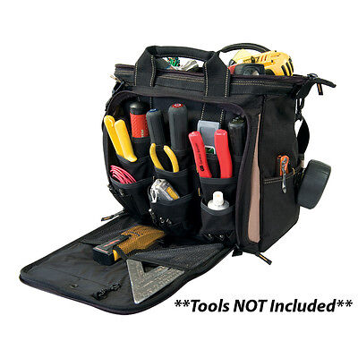 "CLC Work Gear 1537 13"" Multi-Compartment Tool Carrier"