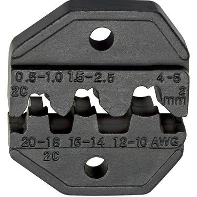Klein VDV205-036 Tools Die Set f/Non-Insulated or Open Barrel Terminals