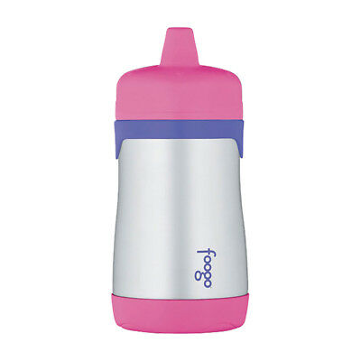Thermos BS534PK003 Foogo Vacuum Insulated Hard Spout Sippy Cup - Pink