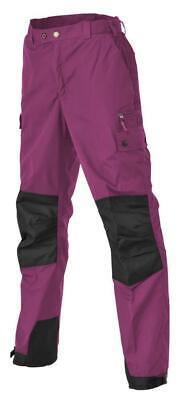 Pinewood 9985 Outdoorhose Lappland Kids Fuchsia/Schwarz Kinder Outdoor Hose