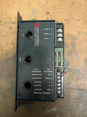 Load Controls PH-3A-R Industrial Control System