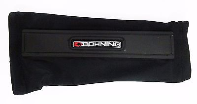Bohning Arm Guard Slip-on Protection Armguard Black