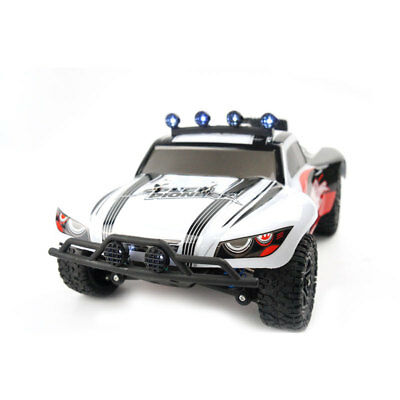 1:18 2.4G High Speed RC Monster Truck Remote Control Off Road Car RTR Toy New