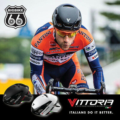 Vittoria VH-IKON Cycling Helmet with Mips (color: Black)