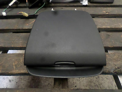 Subaru forester top glove box top compartment with clock 2004 SG9