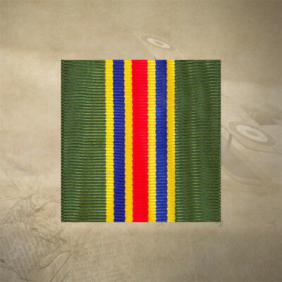 "Us Navy / Marine Corps Meritorious Unit Commendation Medal Ribbon 6"" Inches"