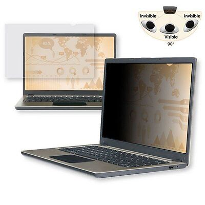 """14"""" 16:9 Privacy Screen Protector Film Monitor Filter For All Laptop Notebook TO"""