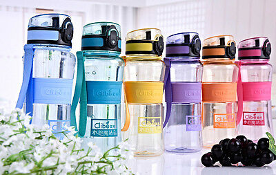 1000ML Fruit Infusing Infuser BPA Free Plastic Sports Detox Health Water Bottles