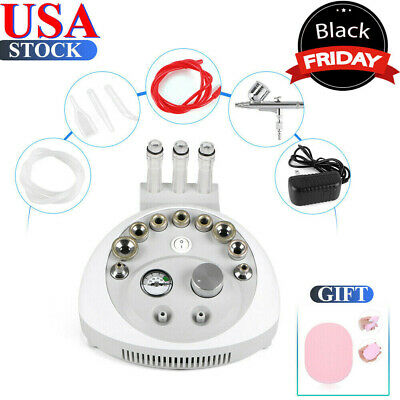 Mini Dermabrasion Microdermabrasion Vacuum Peel Spray Skin Rejuvenation Machine