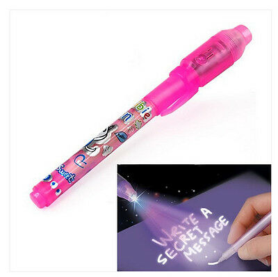 Kids Childrens Secret Message Pen Party Bag Christmas Stocking Fillers Toys